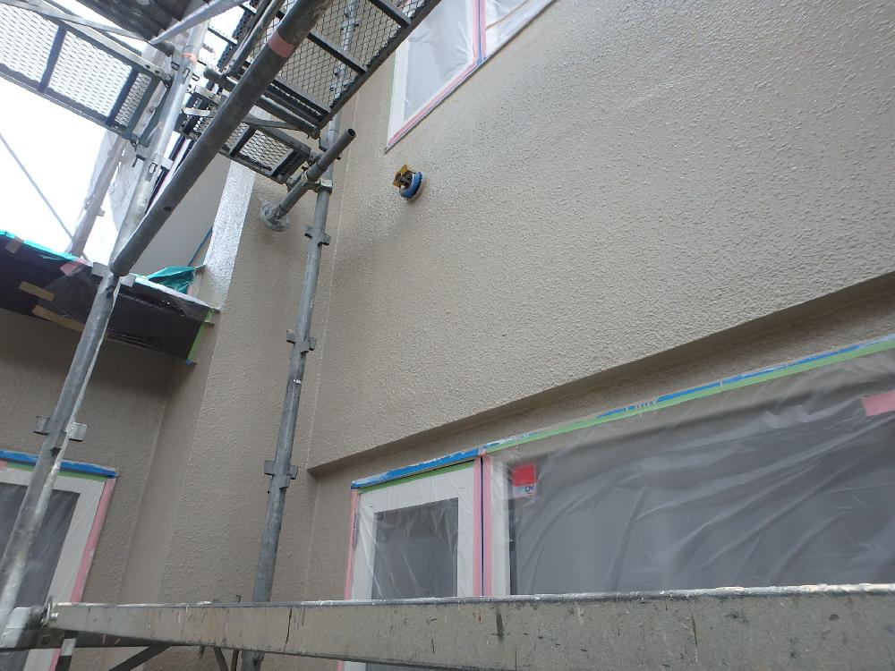 札幌市厚別区もみじ台 外壁屋根塗装 20190611-1