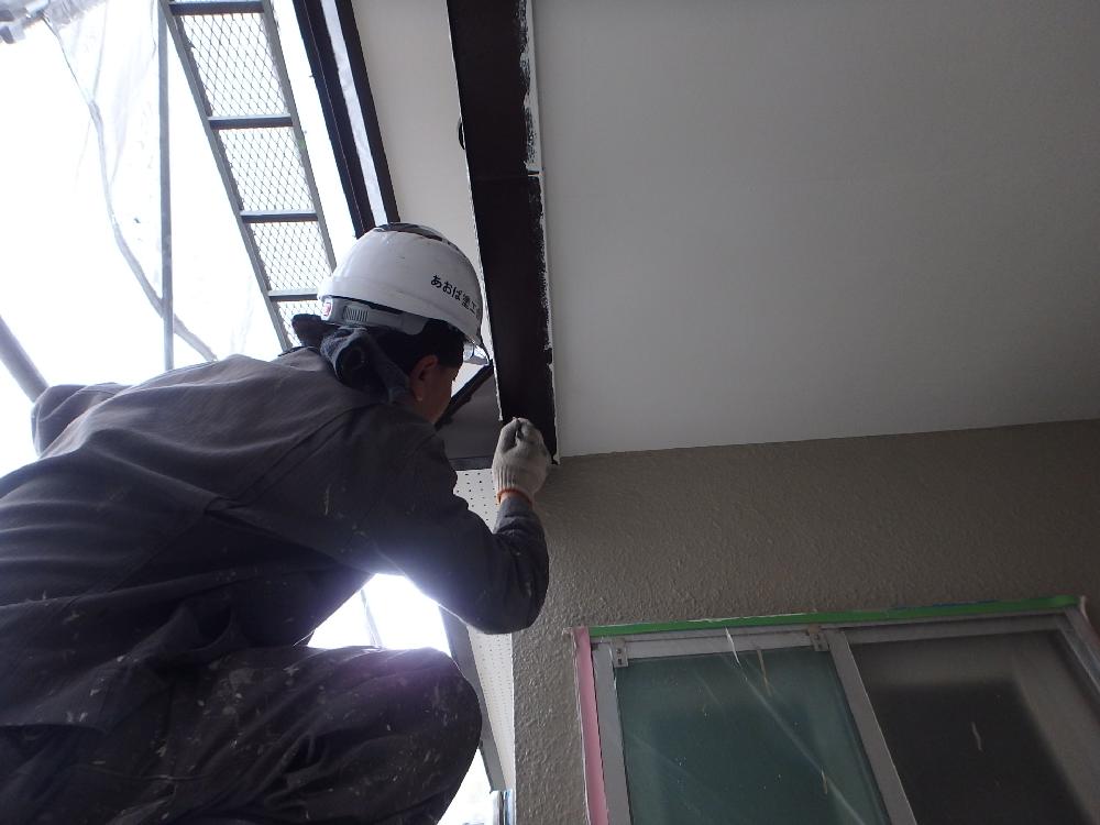札幌市厚別区もみじ台 外壁屋根塗装 20190613-1